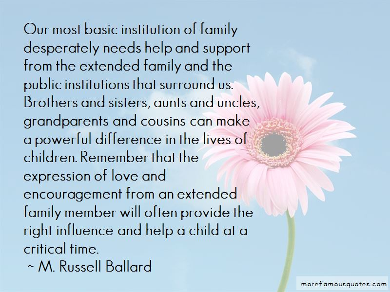 M. Russell Ballard Quotes Pictures 3