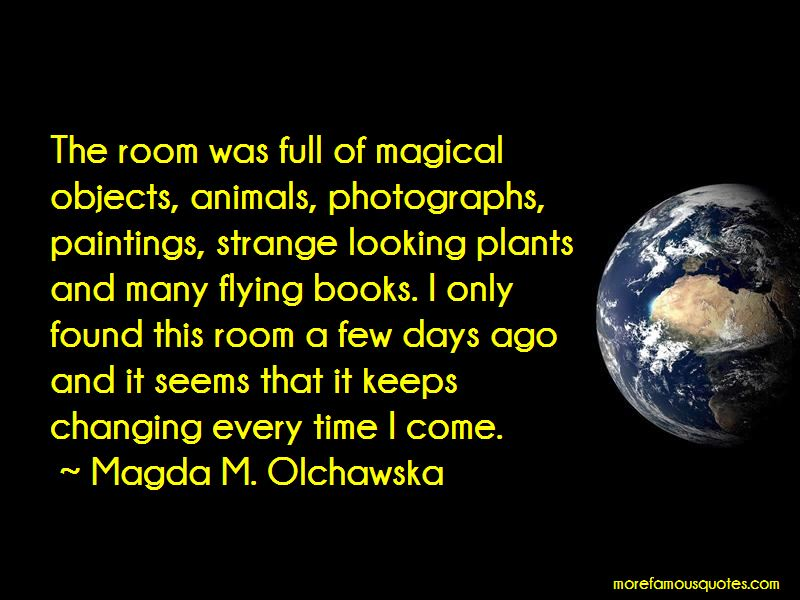 Magda M. Olchawska Quotes Pictures 2