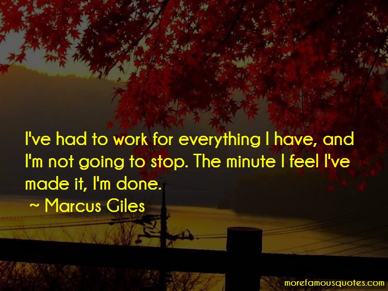 Marcus Giles Quotes Pictures 4
