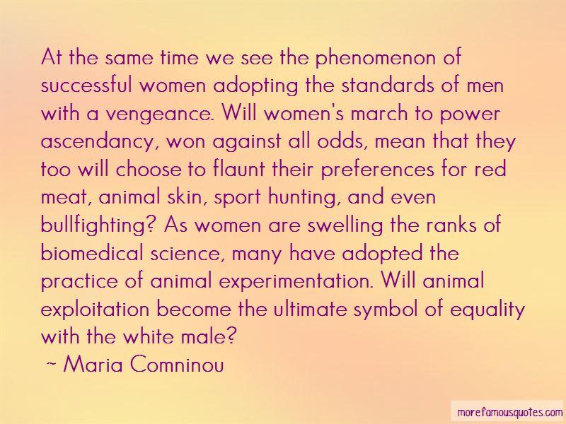 Maria Comninou Quotes