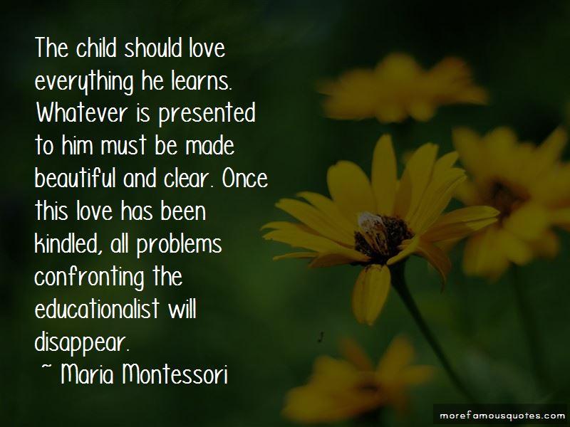 Maria Montessori Quotes