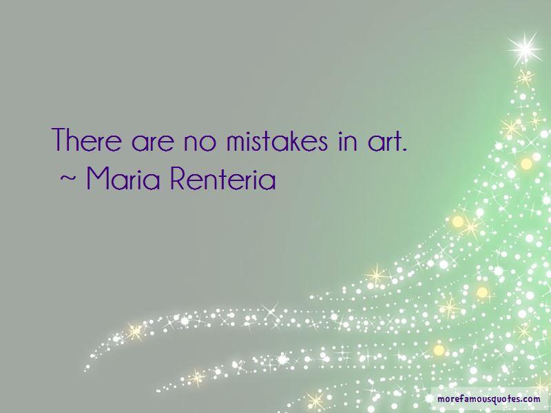 Maria Renteria Quotes Pictures 2