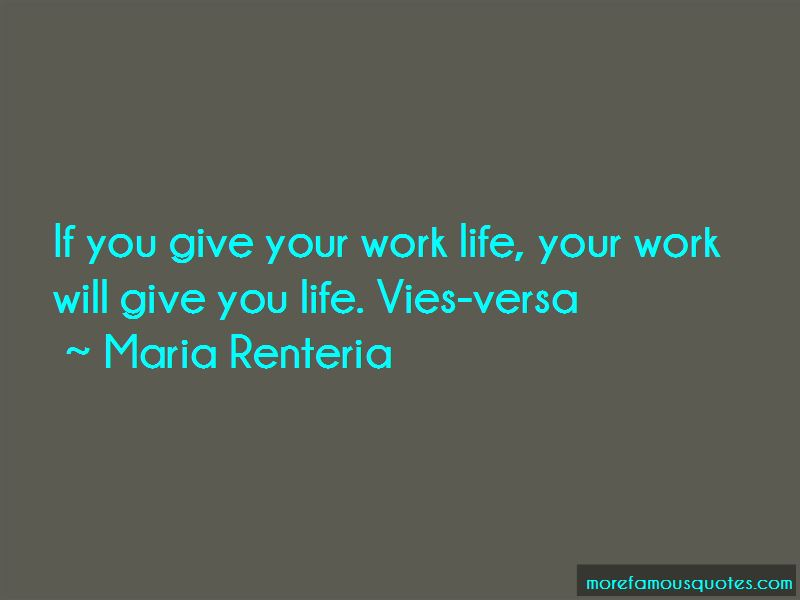 Maria Renteria Quotes Pictures 3
