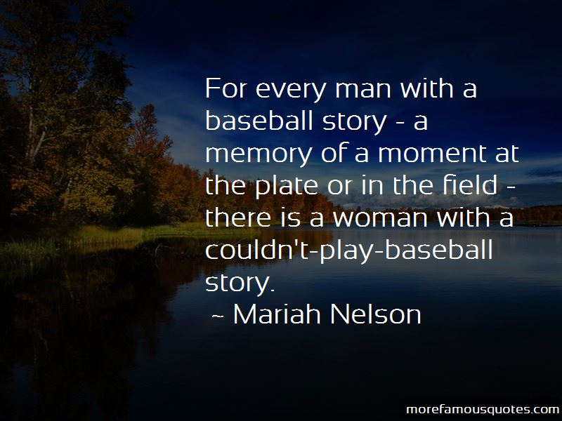Mariah Nelson Quotes Pictures 3
