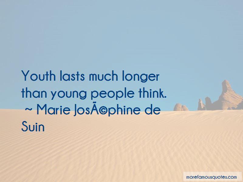Marie Josephine De Suin Quotes Pictures 2