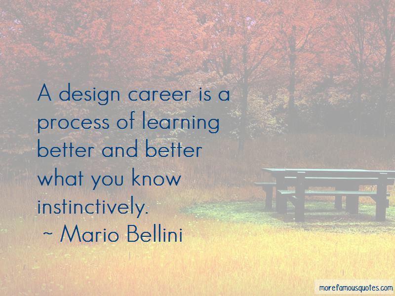 Mario Bellini Quotes Pictures 3