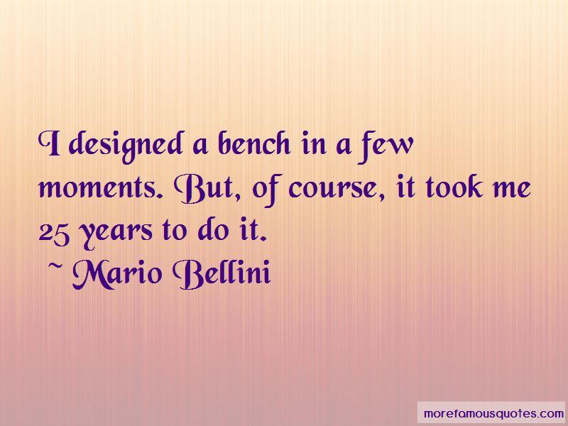 Mario Bellini Quotes