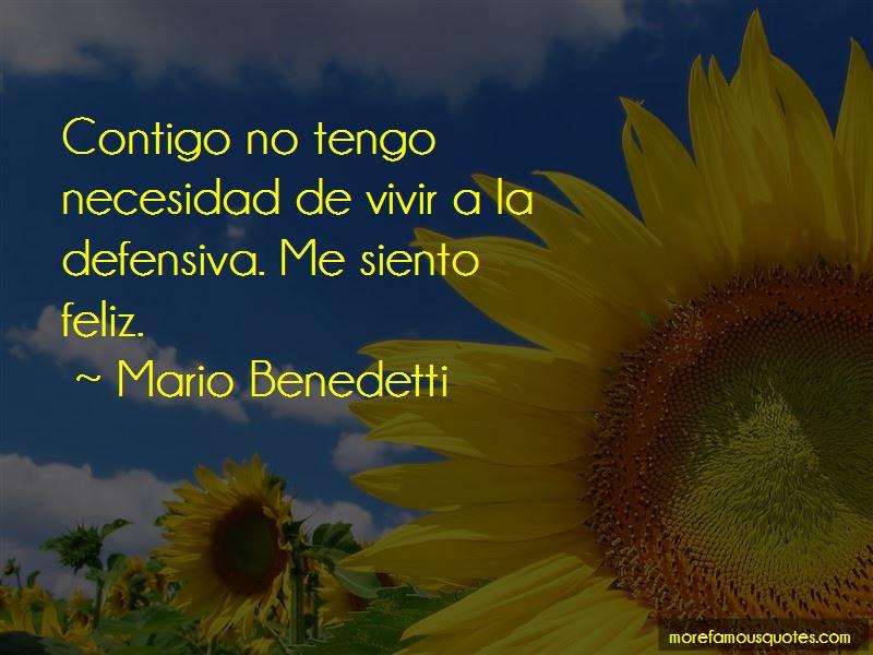 Mario Benedetti Quotes Pictures 2