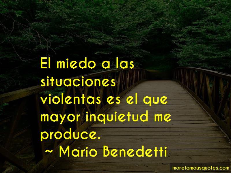 Mario Benedetti Quotes
