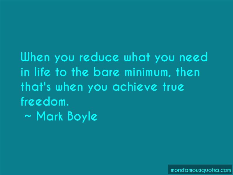 Mark Boyle Quotes Pictures 4