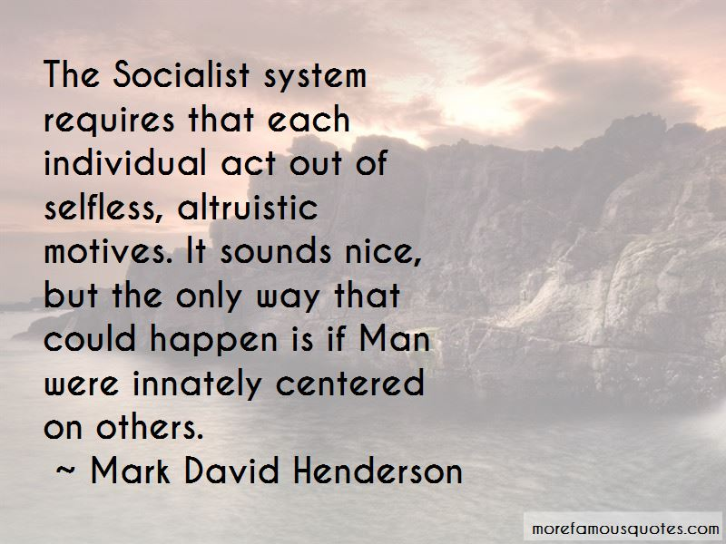 Mark David Henderson Quotes Pictures 3
