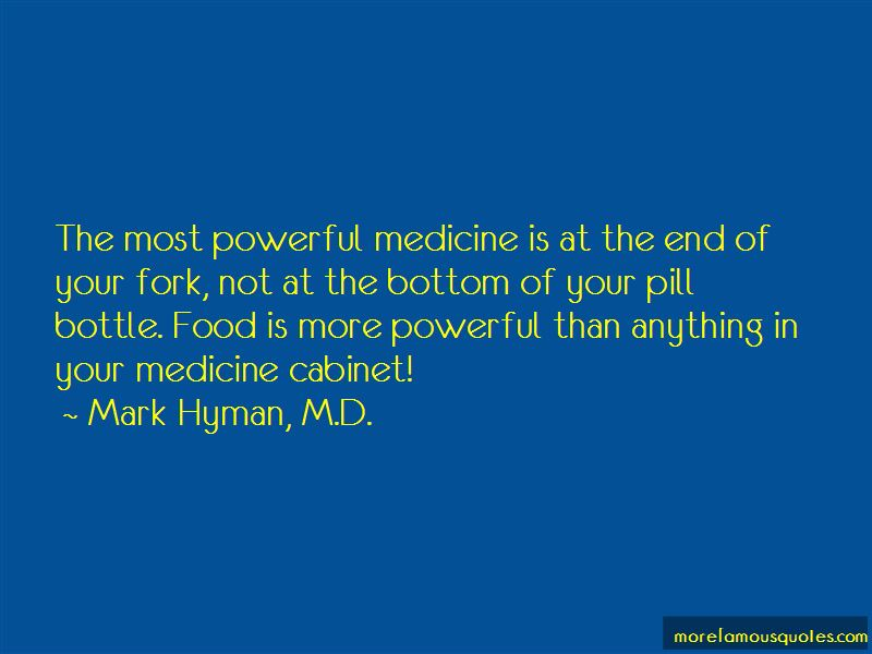 Mark Hyman, M.D. Quotes Pictures 2