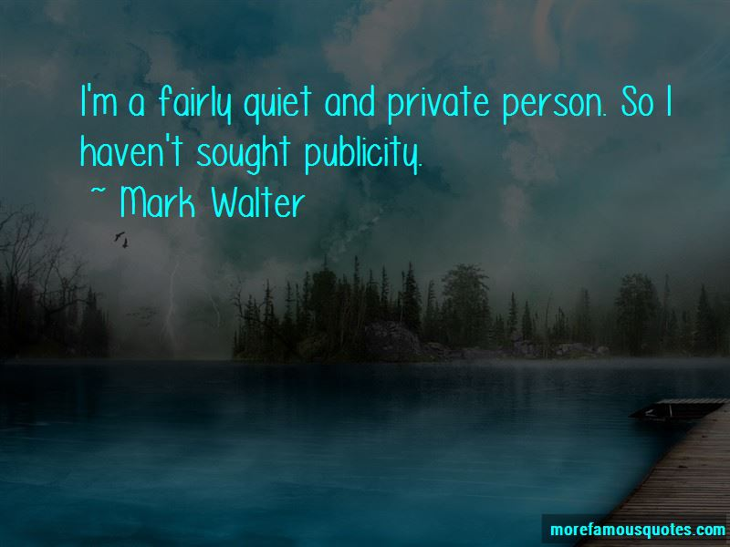Mark Walter Quotes Pictures 2
