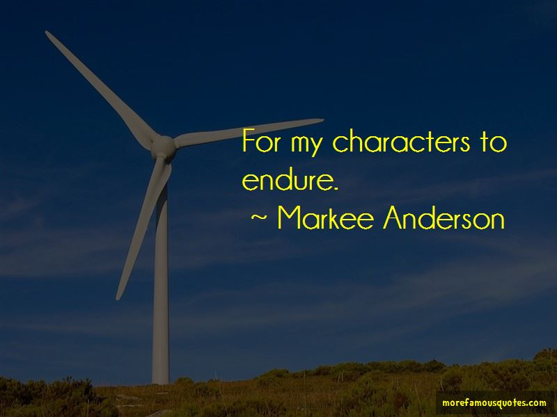 Markee Anderson Quotes Pictures 2
