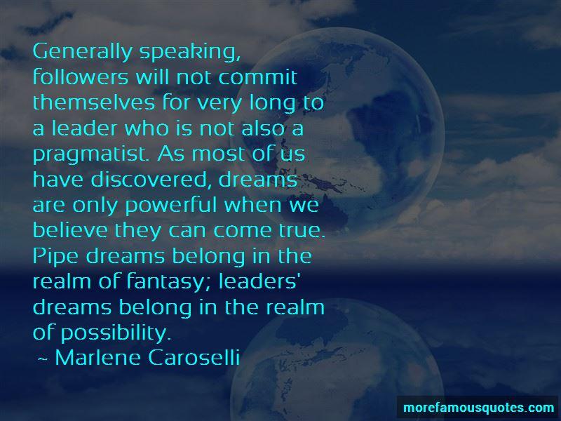 Marlene Caroselli Quotes