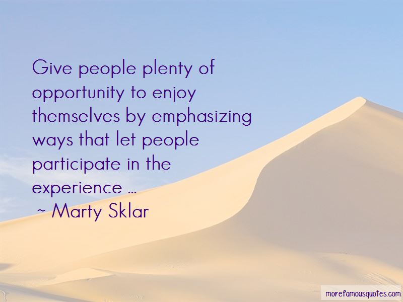 Marty Sklar Quotes