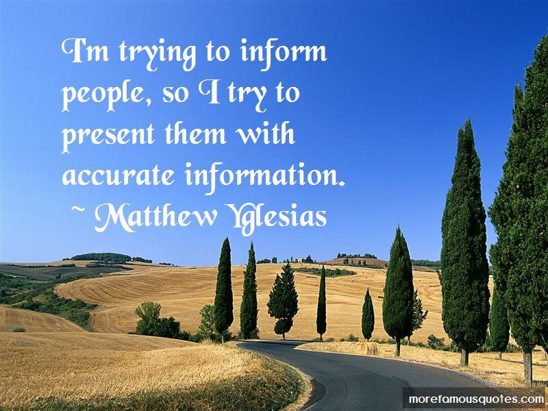 Matthew Yglesias Quotes Pictures 4