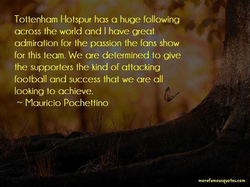 Mauricio Pochettino Quotes Pictures 2
