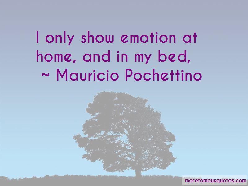 Mauricio Pochettino Quotes Pictures 3