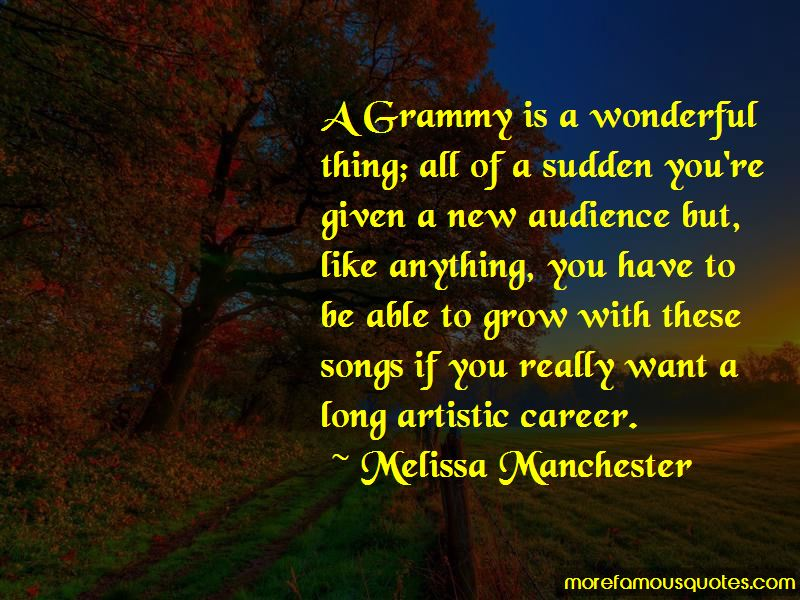 Melissa Manchester Quotes Pictures 3