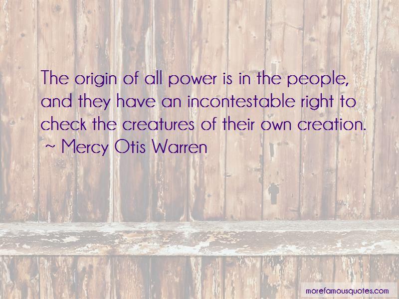 Mercy Otis Warren Quotes Pictures 3