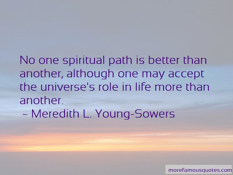 Meredith L. Young-Sowers Quotes Pictures 2