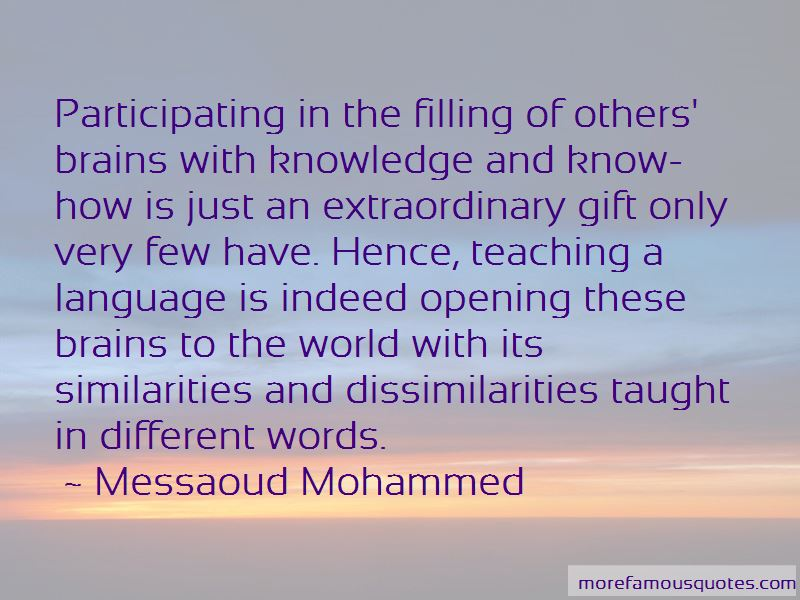 Messaoud Mohammed Quotes Pictures 4