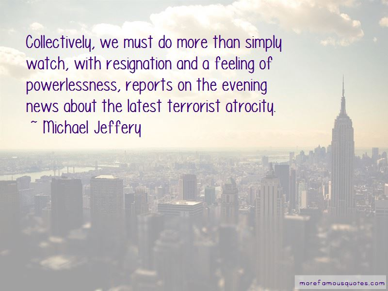 Michael Jeffery Quotes Pictures 2