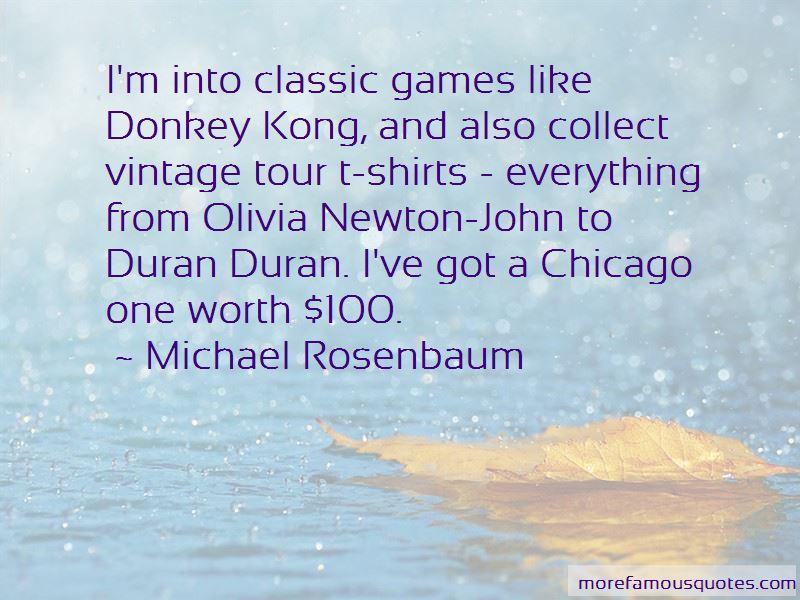Michael Rosenbaum Quotes Pictures 2