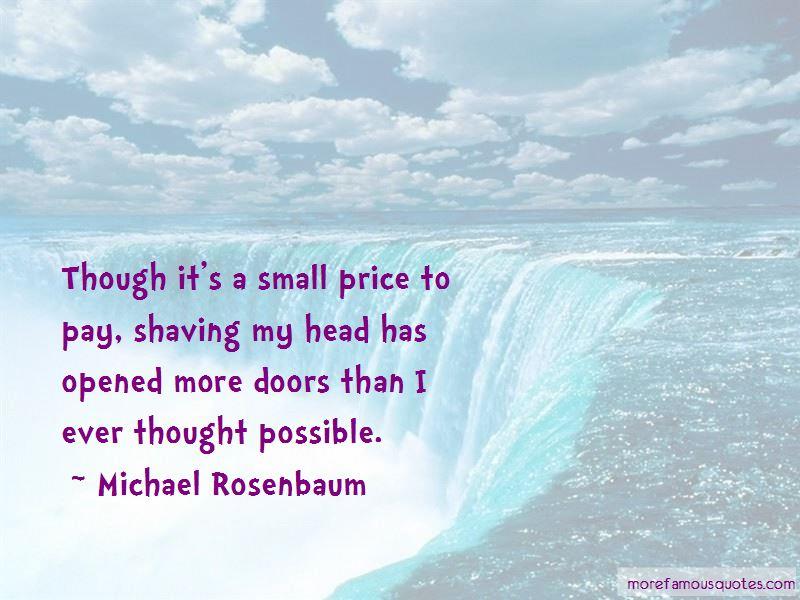 Michael Rosenbaum Quotes Pictures 4
