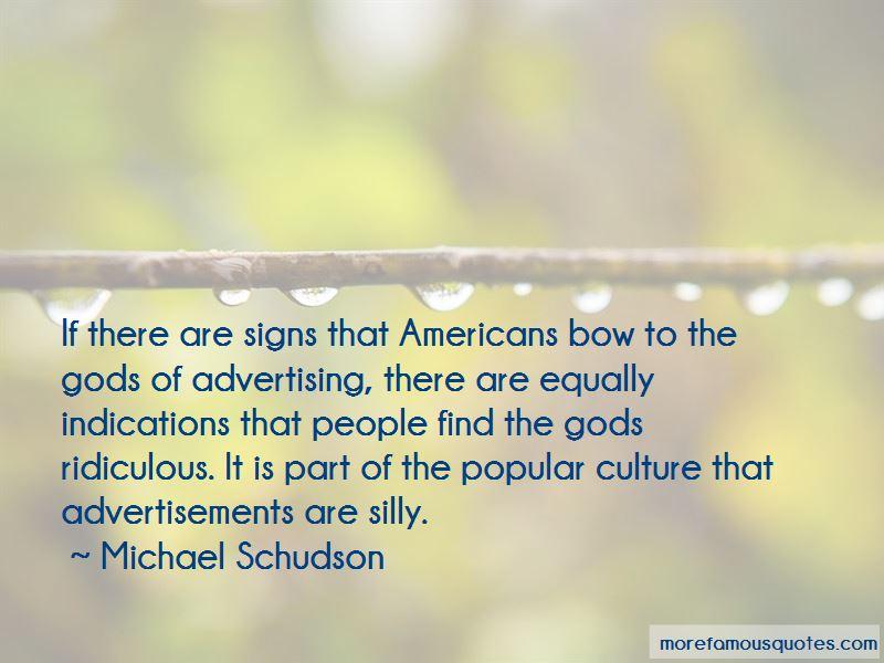 Michael Schudson Quotes Pictures 2