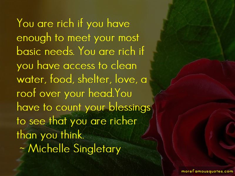 Michelle Singletary Quotes Pictures 3