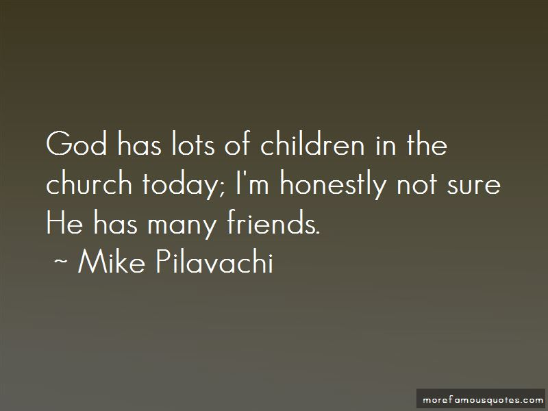 Mike Pilavachi Quotes