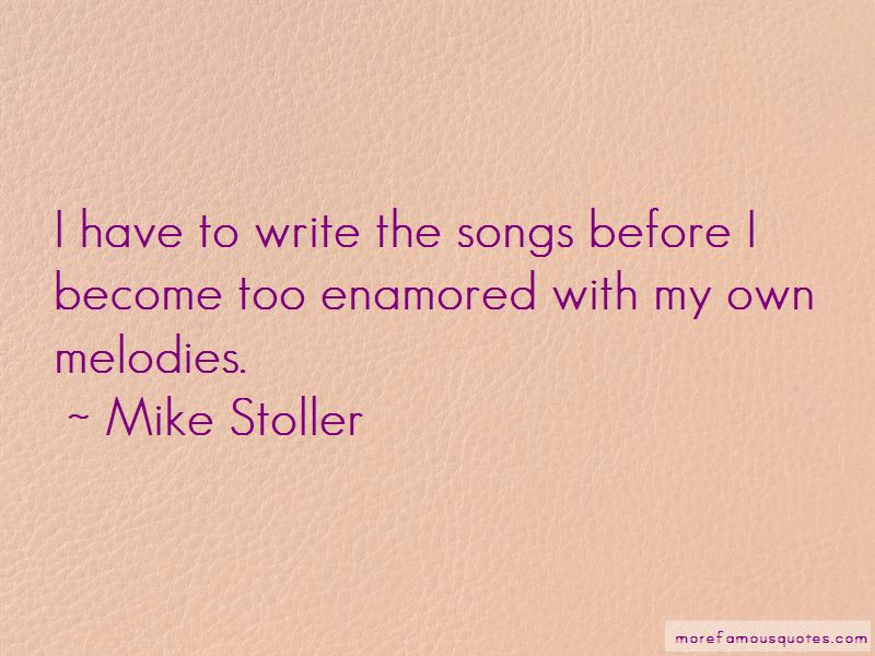 Mike Stoller Quotes Pictures 4