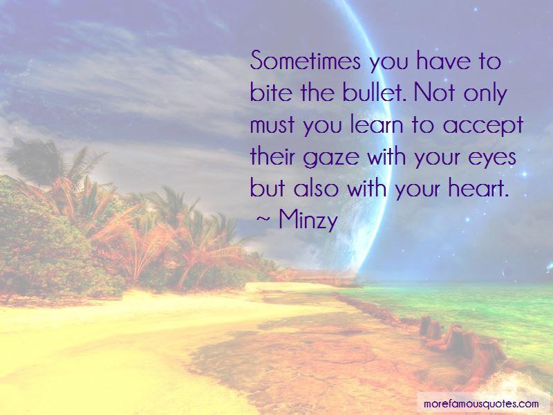 Minzy Quotes Pictures 4