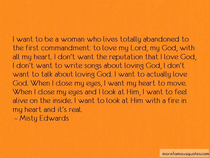 Misty Edwards Quotes Pictures 2