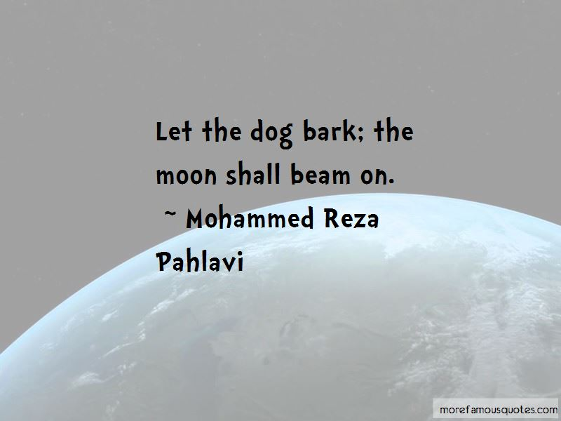 Mohammed Reza Pahlavi Quotes Pictures 4