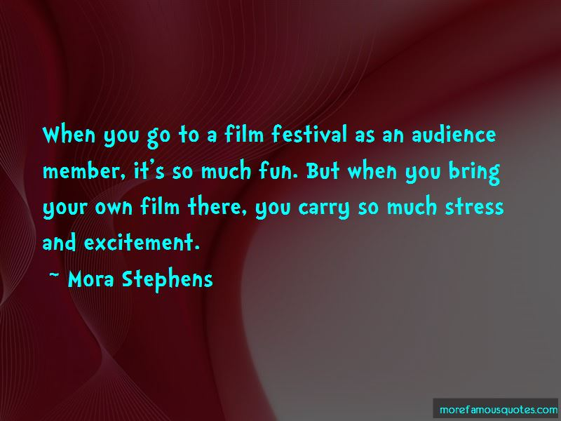 Mora Stephens Quotes Pictures 3