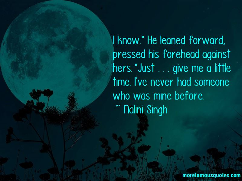 Nalini Singh Quotes Pictures 3