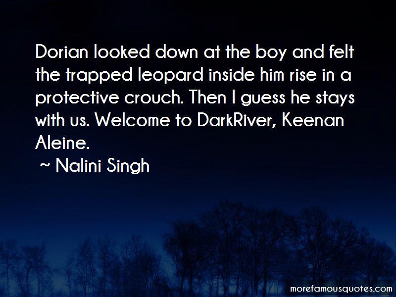 Nalini Singh Quotes