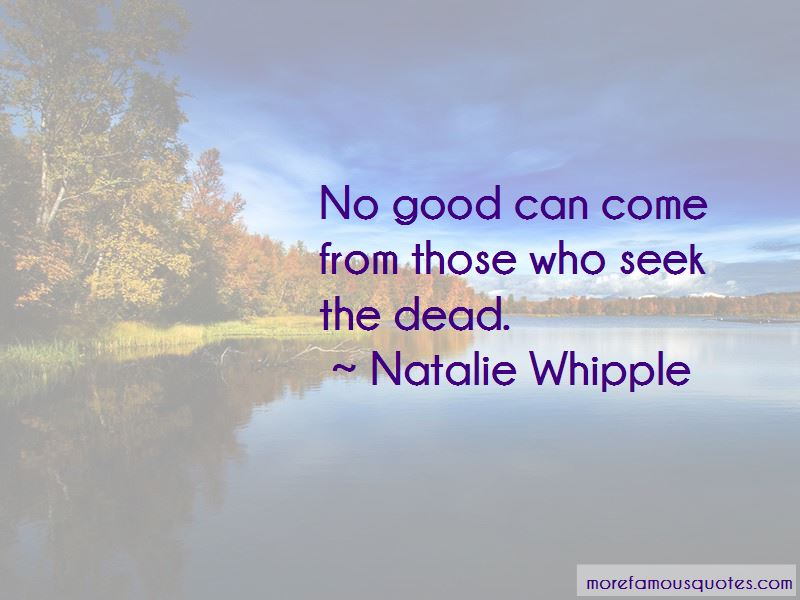 Natalie Whipple Quotes Pictures 3