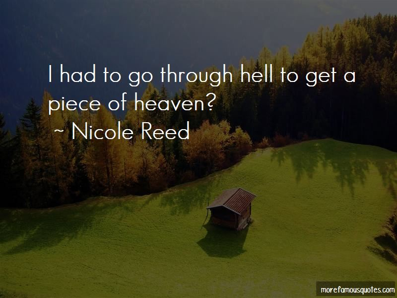 Nicole Reed Quotes Pictures 3
