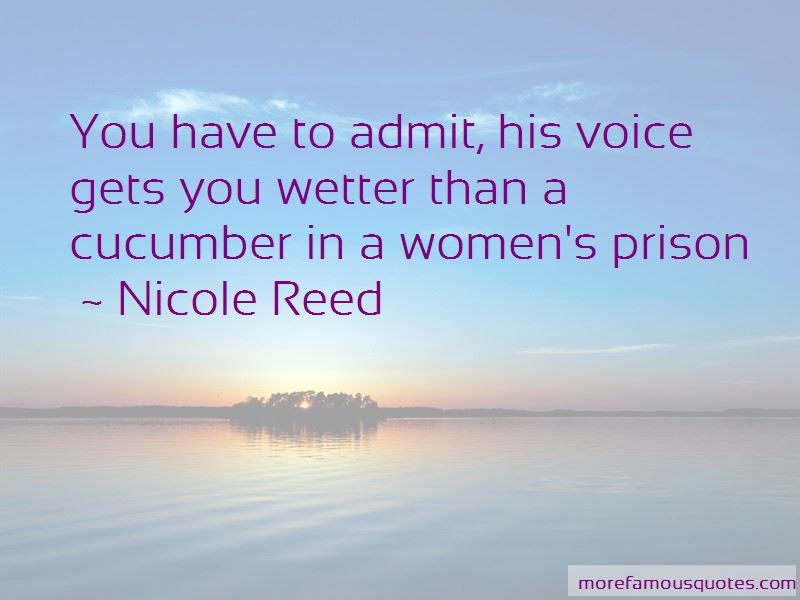 Nicole Reed Quotes Pictures 4