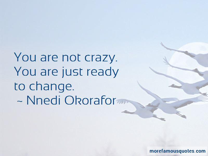 Nnedi Okorafor Quotes Pictures 2