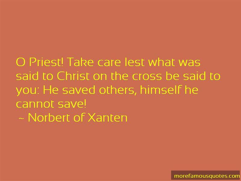 Norbert Of Xanten Quotes Pictures 2