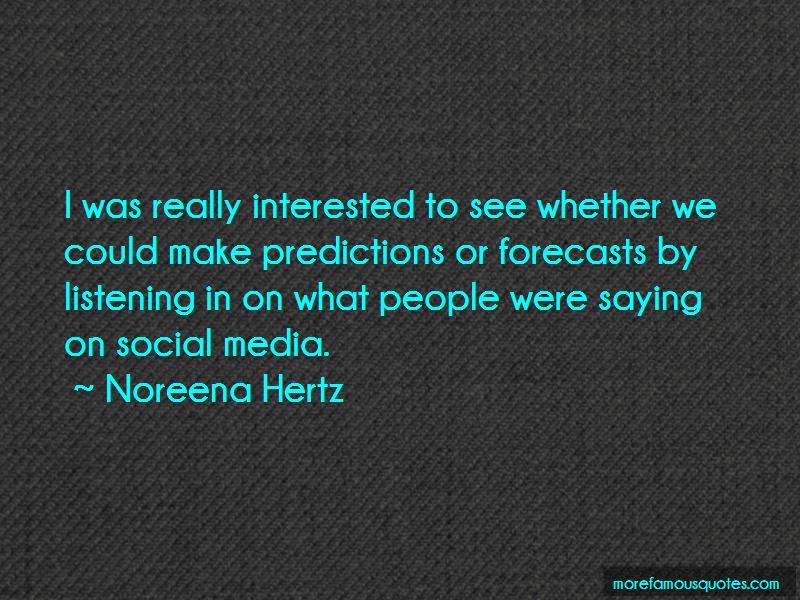 Noreena Hertz Quotes Pictures 3