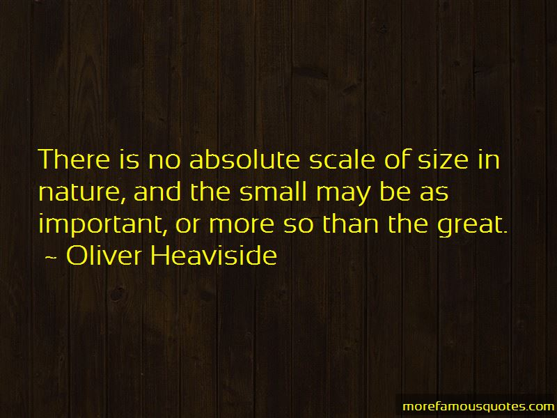 Oliver Heaviside Quotes Pictures 2