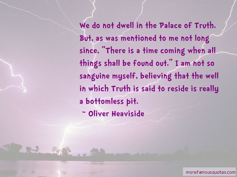 Oliver Heaviside Quotes Pictures 4