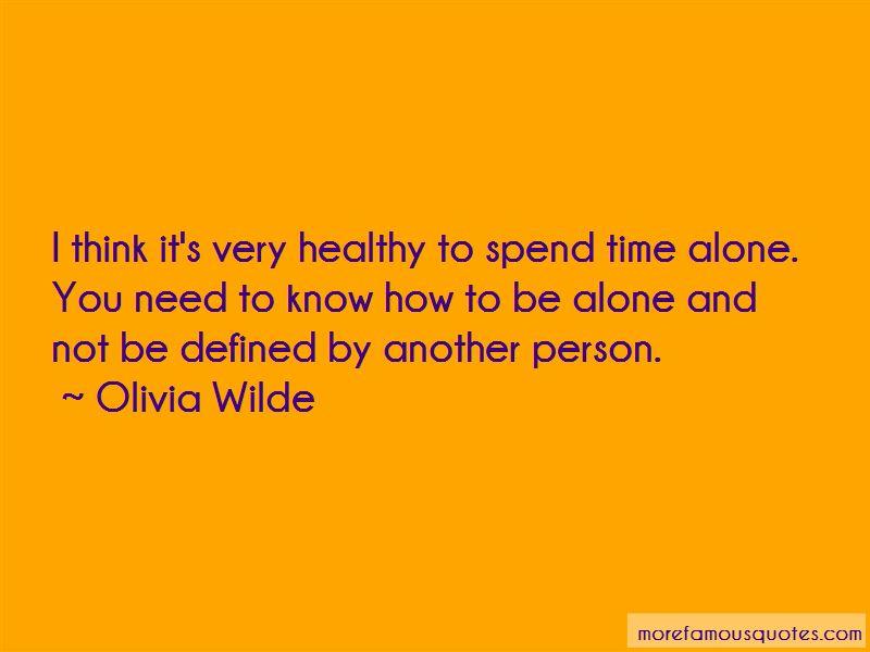 Olivia Wilde Quotes Pictures 4
