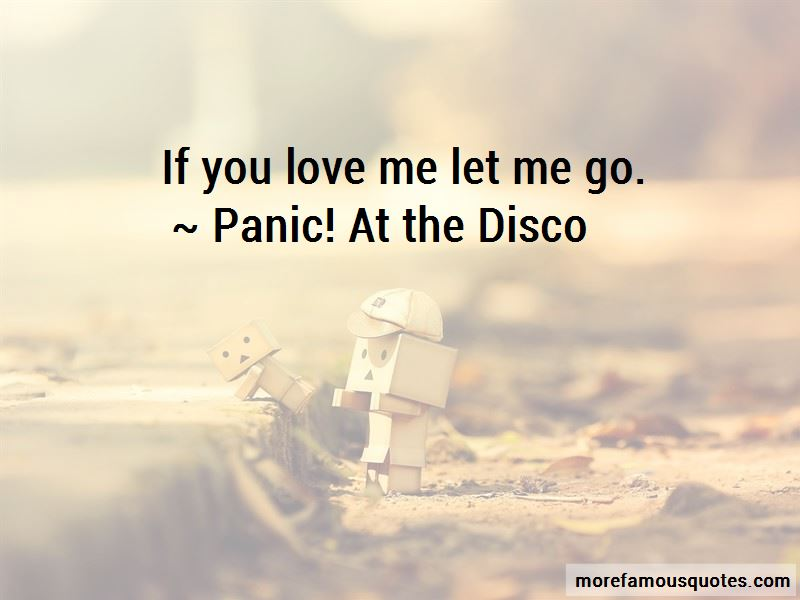 Panic! At The Disco Quotes Pictures 4